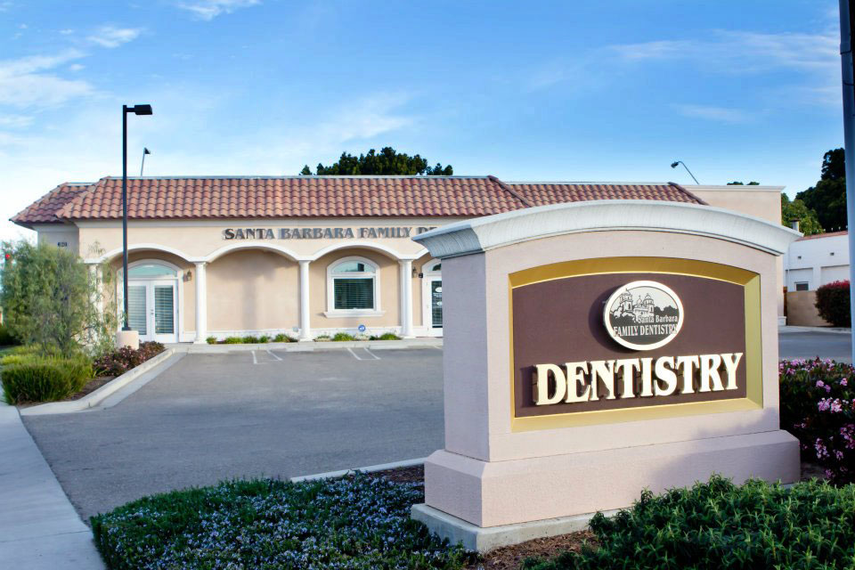 Santa Barbara Family Dentistry - Entrance Depot Street